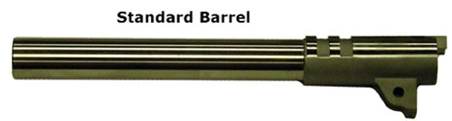 1911 Standard Barrel - No Ramp