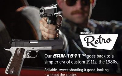 BROWNELLS ENTERS THE 1911 PISTOL MARKET