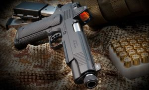 ED BROWN SPECIAL FORCES SR OPTICS READY 1911 PISTOL