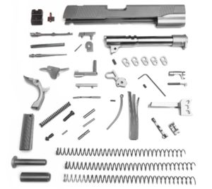 NIGHTHAWK CUSTOM 1911 GOVERNMENT MATCH GRADE PARTS KIT