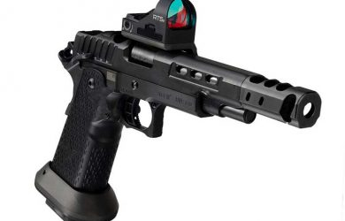 STI DVC Omni Optics Ready Pistol