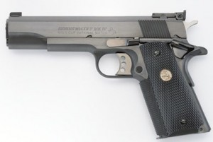 Colt Gold Cup National Match Competition