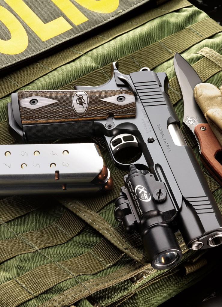 KIMBER Tactical Entry II .45