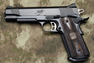 Kimber Tactical Entry II